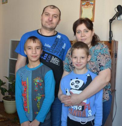 Семья — это дом доброты, где сбудутся все твои мечты