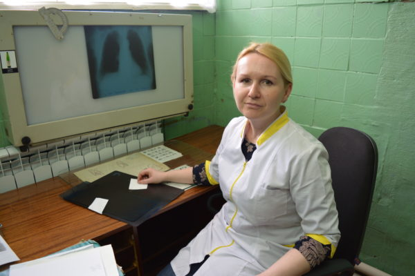 Новый врач. Наталья Боброва: «Профессию я выбирала по душе»