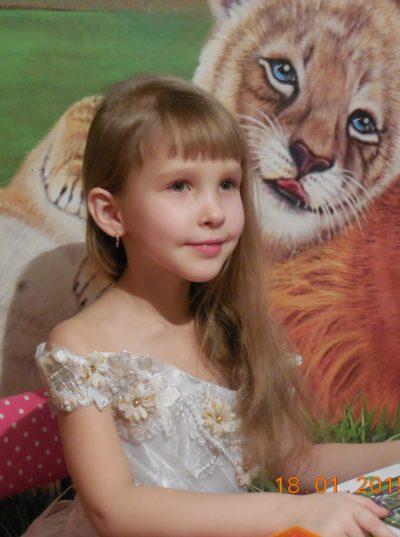 Знакомьтесь: Алина Селезнёва