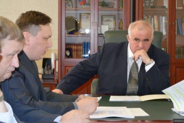 Глава региона жестко раскритиковал работу шарьинских властей