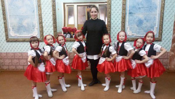Развитие творческих способностей детей в соответствии с майскими Указами Президента РФ