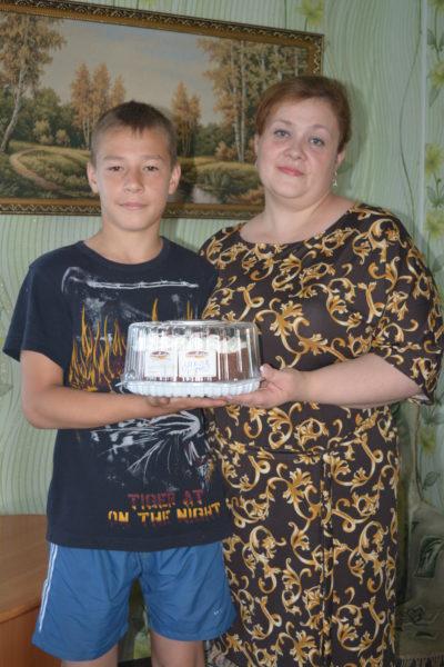 Наш конкурс: Я приду к тебе с тортом!