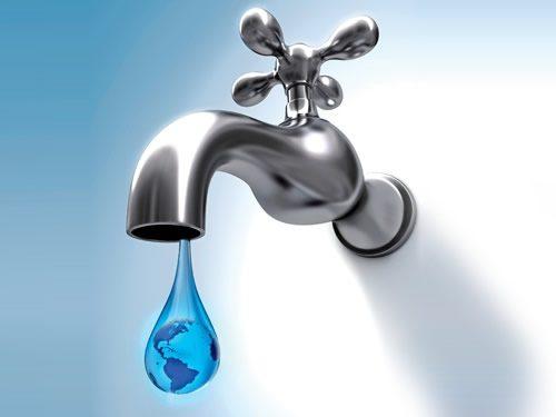 Чтобы вода в домах не иссякала