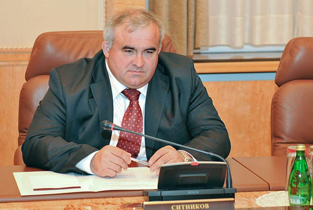 Сергей Ситников: стратегическое развитие региона – приоритетная задача