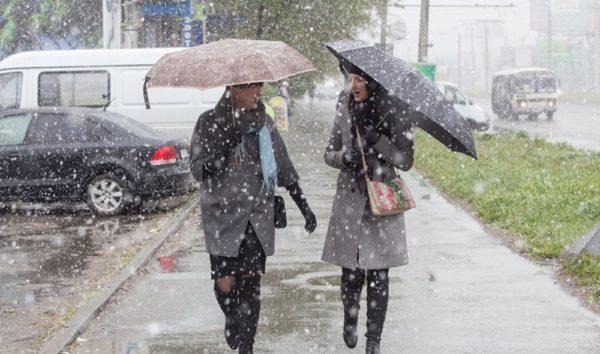 В Костромской области ожидаются неблагоприятные погодные условия