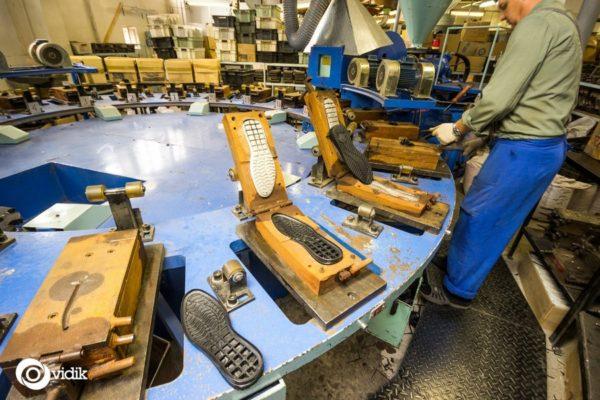 Обувная промышленность возрождается