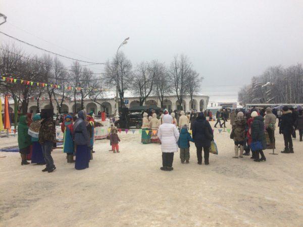 Второй фестиваль народного творчества «Губернская ярмарка» завершён