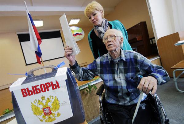 Юрий Цикунов: «Участие в выборах должно быть доступно для всех, в том числе для инвалидов»