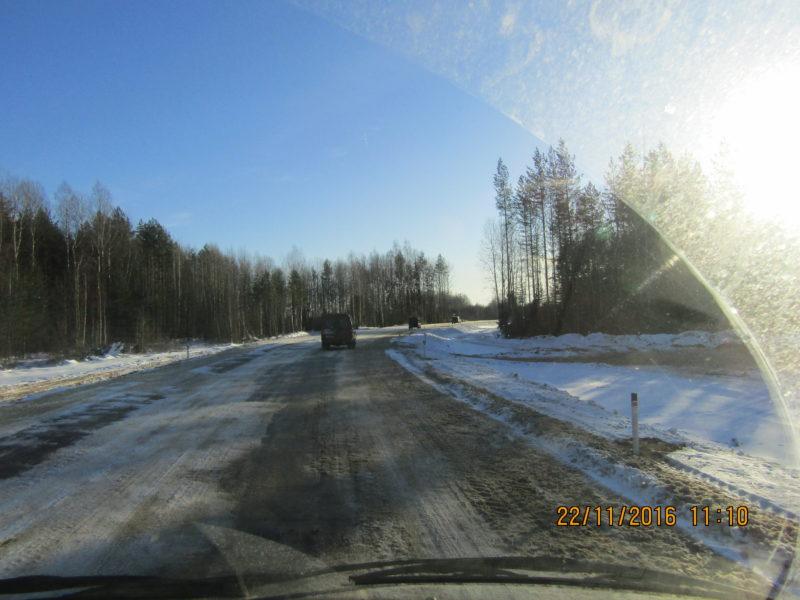 Сельские дороги строятся:  Дорога на Карьково — как карта
