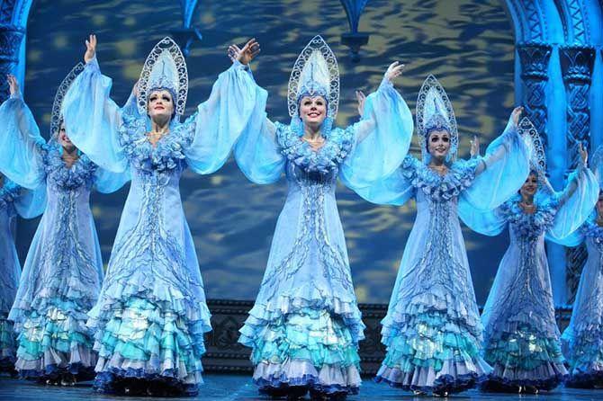 Национальный балет «Кострома» представит концертную программу в малых городах региона