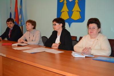 Областной омбудсмен побывала в Мантуровском районе