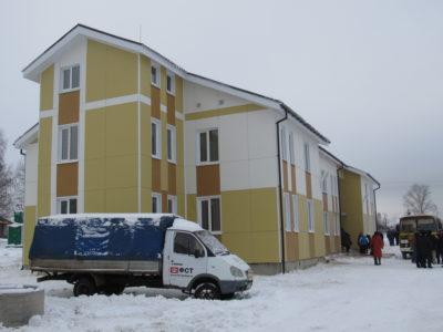 Программа в действии: Новый дом — новая жизнь