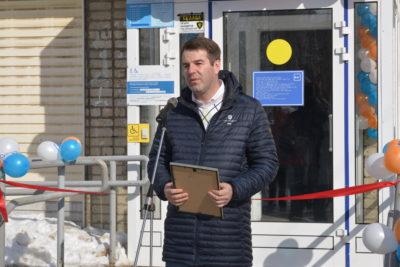 Событие: Обновлённое почтовое отделение принимает клиентов