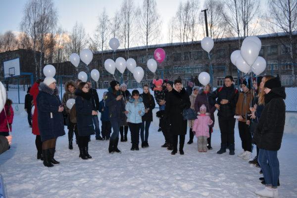 Памяти жертв трагедии в г. Кемерово