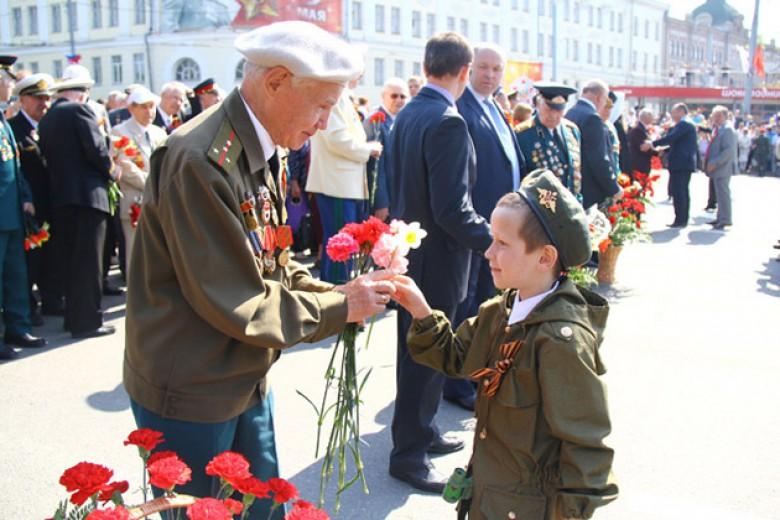 Обращение ветеранов к молодёжи г. Мантурово и Мантуровского района