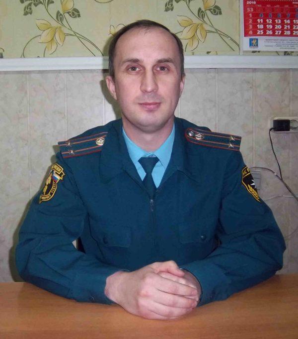 Актуальное интервью  Михаил Протасьев: «Пожар — это следствие беспечности людей»