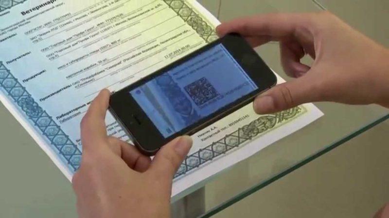 Ветеринарные сопроводительные документы с 1 июля будут оформляться исключительно в электронной форме