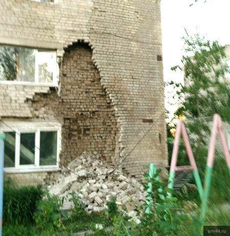 Мантуровцы, у которых пострадало жильё, расселены