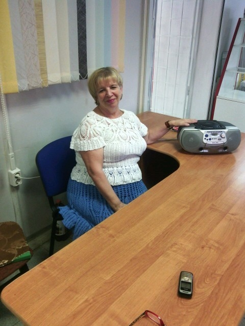 Активное долголетие: Н.А. Дмитриева: «Сидеть нога на ногу — не моё!»