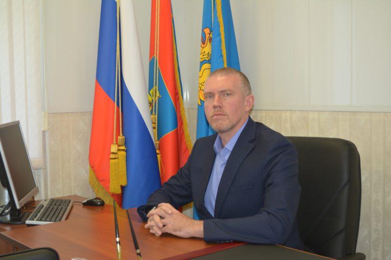 Новые лица:  Алексей Смирнов — первый заместитель главы г.о. г. Мантурово
