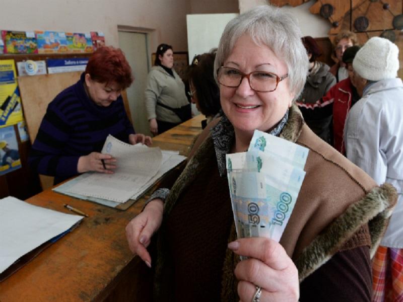 ПФ РФ сообщает:  В Пенсионном фонде уточнили размер пенсии в 2019 году