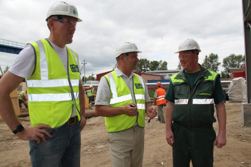 Власть: рабочий момент: Бизнес-сообщество обещает поддержку муниципалитету