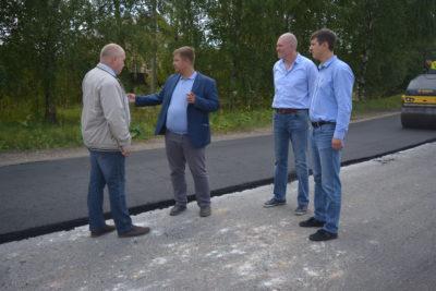 Контроль качества ремонта дорог — задача власти сегодня