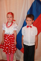 Акция: «Флаг моей Родины». Говорят дети