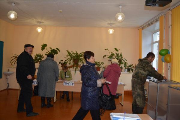 Михаил Барабанов повторно проверил все избирательные участки