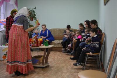 Дети — в приоритете: Погостить в деревню Молодцово