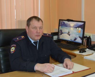 Новый начальник МО МВД «Мантуровский»
