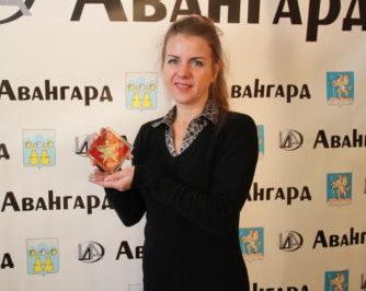 Человеком года по версии «Авангарда» стала Юлия Чехлова