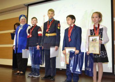 Юный патриот: Победитель Всероссийского конкурса