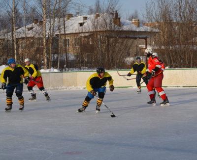 Хоккей: Кострома показала класс!