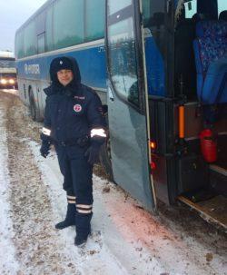 Профилактика: Автобусы — под контролем