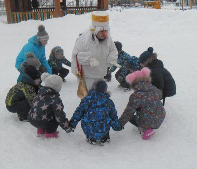Внештатник сообщает: Нам зима — не беда!