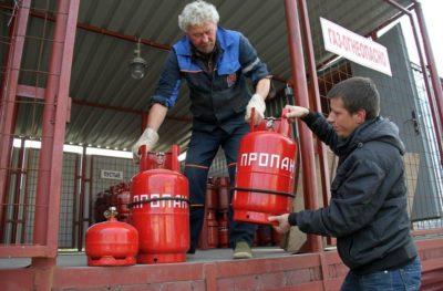Сергей Ситников: материалы о поставке некачественного баллонного газа будут переданы в прокуратуру