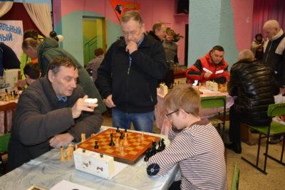 Шахматный турнир им. И. Лебедева возрождён
