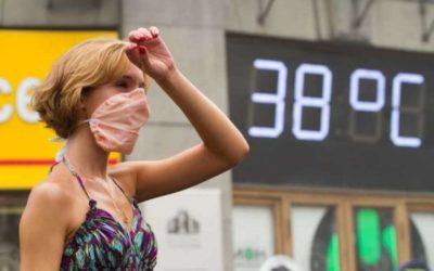 Синоптики предупреждают жителей Костромской области об установлении аномальной жары