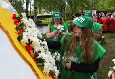 Делегация Костромской области примет участие в окружной благотворительной акции «Белый цветок»
