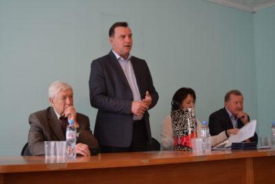 Десант Федерации профсоюзов Костромской области высадился в Мантурове