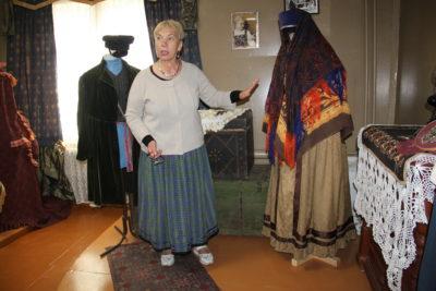 У нас в гостях — Костромской музей театрального костюма