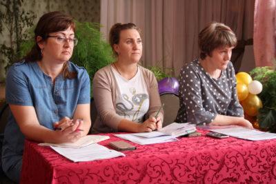 Местные инициативы обсудили в Елизарове
