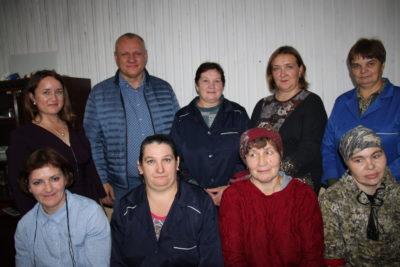 «Леонтьево» и «Междуречье» — опора села