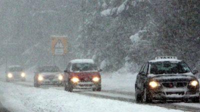 В Костромской области прогнозируется ухудшение видимости на дорогах