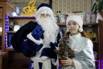 Дед Мороз и Снегурочка — они настоящие!