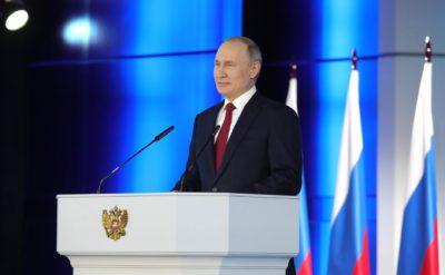 Владимир ПУТИН: «Высший национальный приоритет — сбережение и приумножение народа России»