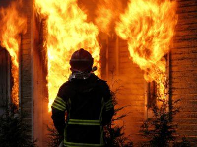 Жителям Костромской области необходимо соблюдать меры пожарной безопасности