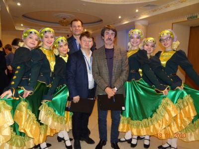 Крещенский фестиваль хореографии на Костромской земле