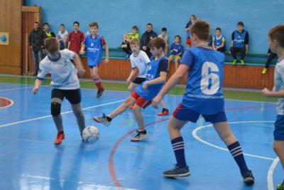Впервые «Спартак» принимает самых юных футболистов